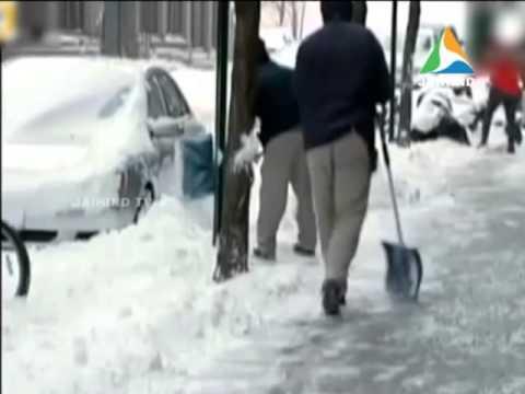 america freeze, 07.01.2014, Jaihind TV