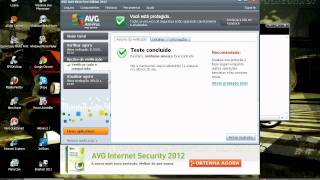 Como Detectar E Excluir Virus Pelo AVG Anti-Virus FREE