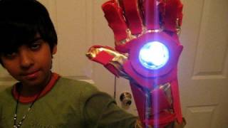 Iron Man Repulsor Gauntlet