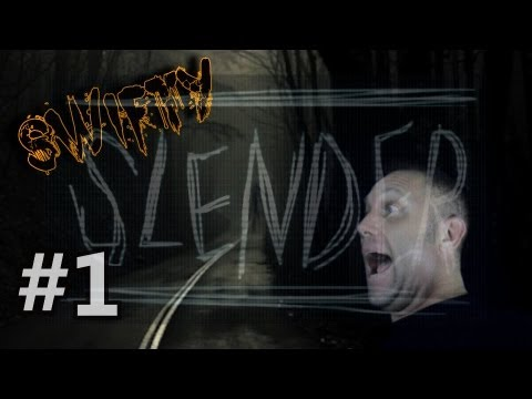 Swifty Slender ep 1 Epic Scare (gameplay/commentary)