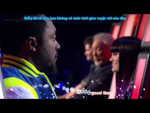 [Vietsub+Kara] Price Tag - Jessica Hammond (The Voice UK - Blind Audition)
