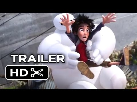 Disney: Big Hero 6 - trailer
