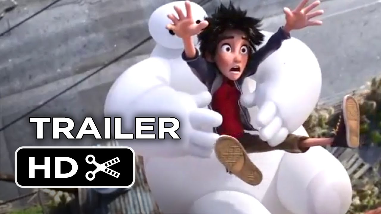 A photo of Big Hero 6 Official Trailer #1 (2014) - Disney Animation Movie HD