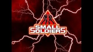 Small Soldiers Archer And Major Chip Hazard Review