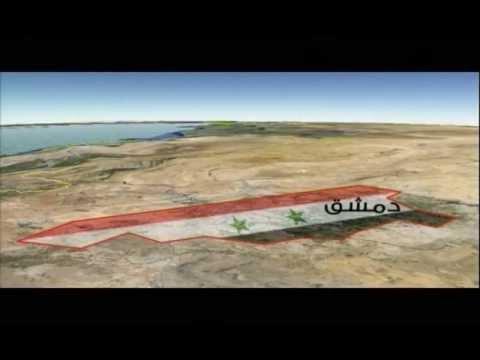 Kalam Ennas - Ahmad Al Jarba - الخريطة العسكرية لسوريا