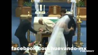 Videos de bodas arruinadas