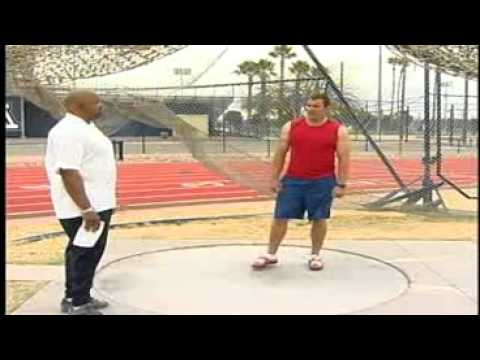 Becoming a Champion Discus Thrower - Beyond the Basics!