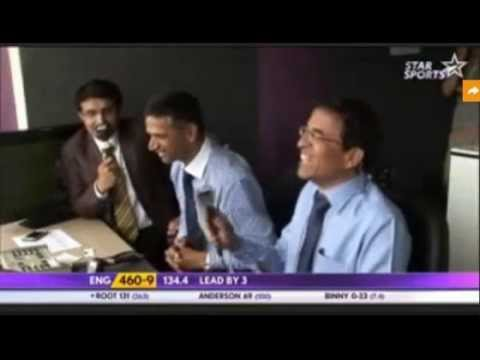 Sourav Ganguly & Rahul Dravid's Friendly commentary | India vs England day 4