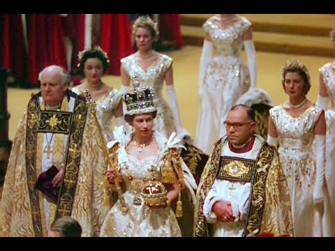 Queen Elizabeth II Coronation: 'The Procession'.