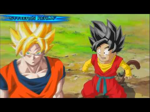 DragonBall - Heroes: TV Commercial [1080p HD]