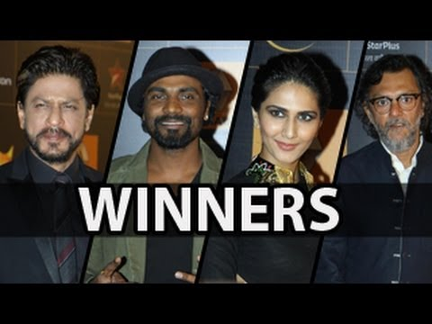 Star Guild Awards 2014 - Winners