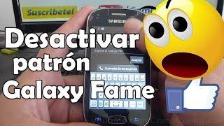 Como Desactivar El Patrón De Desbloqueo Samsung Galaxy