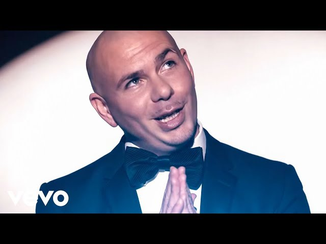 "Pitbull ""Time Of Our Lives"""