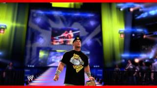 John Cena WWE 2K14 Entrance And Finisher (Official)