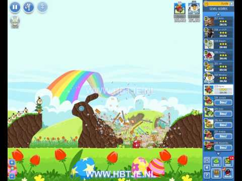 Angry Birds Friends Tournament Week 100 Level 6 high score 290k (tournament 6)