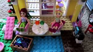 The Camping Trip (Lego Friends Movie)