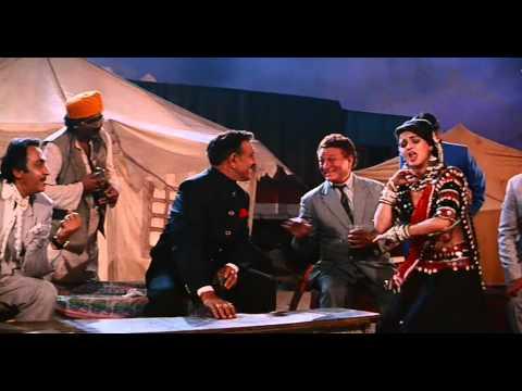 Mujh Ko Rana Jee Maaf Kerna - Karan Arjun - True HD