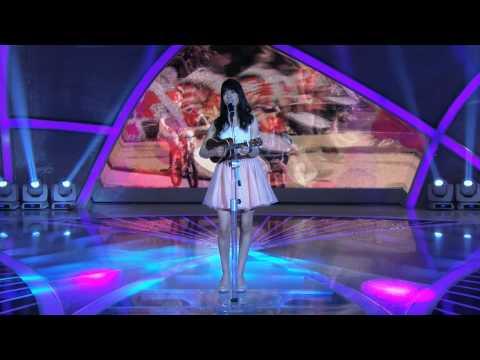 Programa Raul Gil - Bianca Malfatti (A Banda) - Jovens Talentos - #JT2013