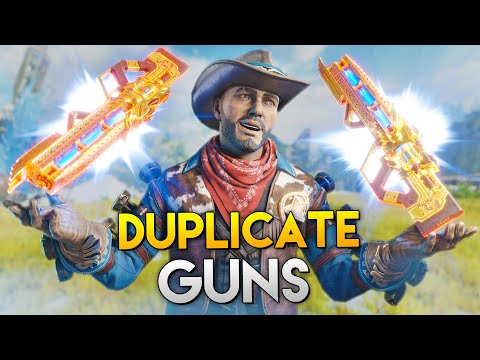 NEW *OP* DUPLICATION GLITCH FOUND!! | Best Apex Legends Funny Moments and Gameplay - Ep.246