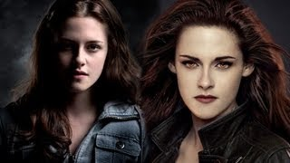 Bella Swan's Transformation: From 'Twilight' To 'Breaking