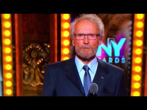 Tony Awards 2014: Hugh Jackman & Clint Eastwood