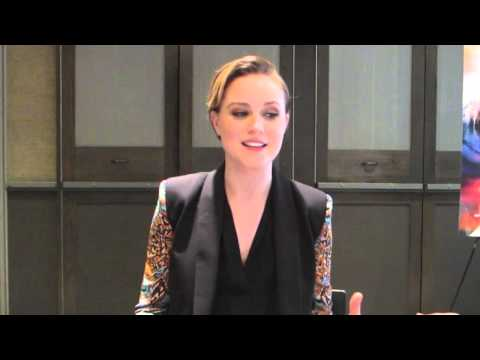 Evan Rachel Wood Talks Hair and Hollywood