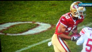 Kyle Williams Fumbles Again To Lose Game For 49ers Vs