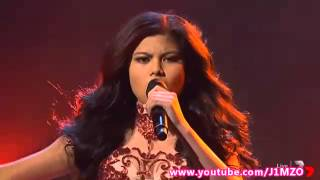 Marlisa Punzalan X Factor Australia Grand Finals Performance