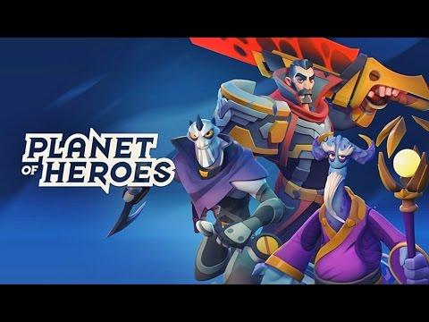 Скачать Игру Planet Of Heroes