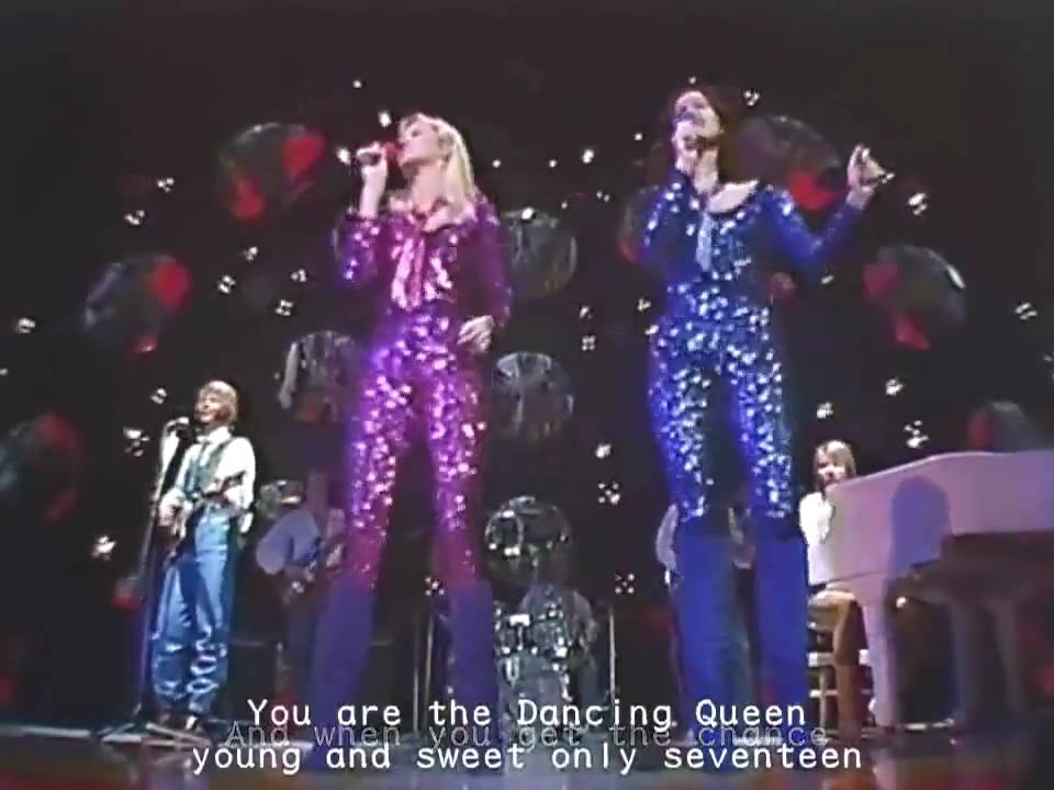 ABBA - DANCING QUEEN(1978) - YouTube Love Images For Orkut