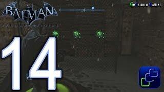 BATMAN: Arkham Origins Walkthrough Part 14 Bowery