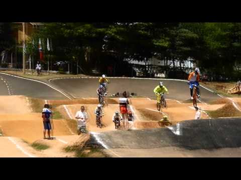 Brasil BMX - Abertura do Campeonato Paulista de BMX 2014  -  Americana SP