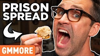 Weird Cracker Topping Taste Test