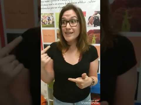 clique aqui para ver o video Depoimentos sobre o curso de Introdução à Audiodescrição como Ferramenta Pedagógica