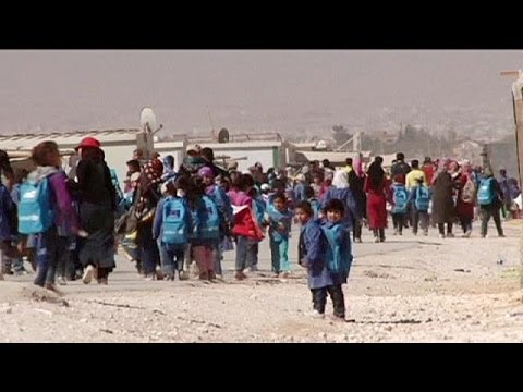 UN report describes 'tragedy' facing Syrian refugee children