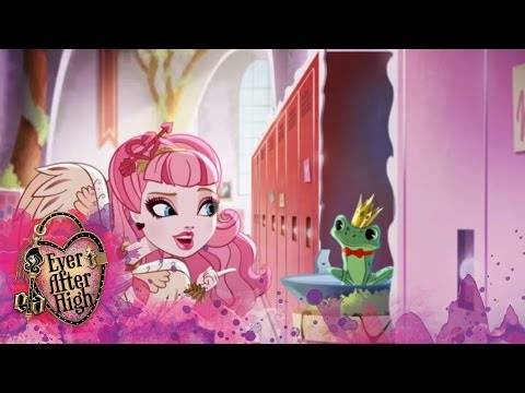 Ever After High™ - Here Comes Cupid