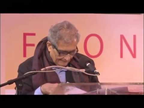 Amartya Sen's keynote speech kicks off Zee Jaipur Literature Festival
