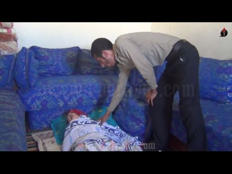 بالفيديو.. للمعاناة لون وطعم ورائحة يعيشه مصطفى وهذه حكايته