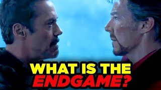 Avengers Endgame Title Explained - What Does ENDGAME Mean?