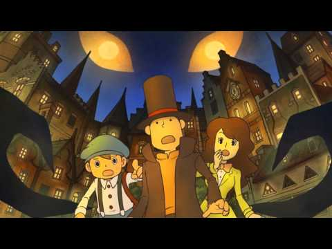 Klagmar's Top VGM #806 - Professor Layton and the Last Specter - Theme of the Last Battle (Live)