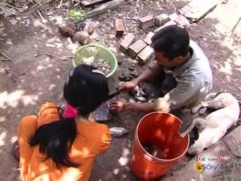 KVS Năm 5 (CT.Số 24) Hoàn cảnh gia đình anh Huỳnh Văn Hương, An biên, Kiên Giang