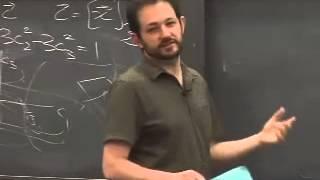 Lec 11 - Linear Algebra | Princeton University