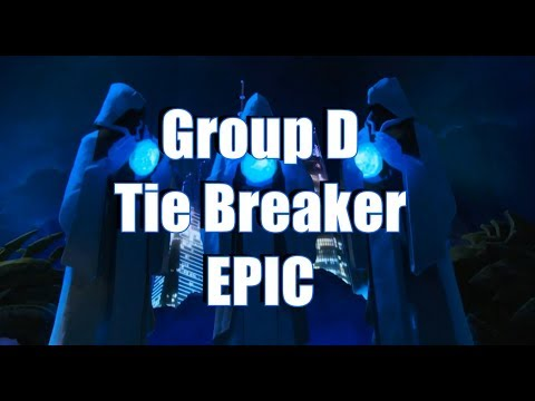 [EPIC] Group D Tie Breaker - 2018 World Championship Group D8