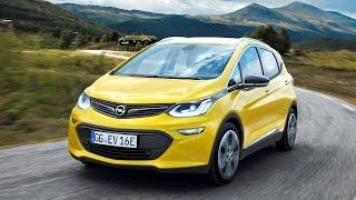 Opel Ampera-e — 2017. Первый тест в мире. Тесты АвтоРЕВЮ.