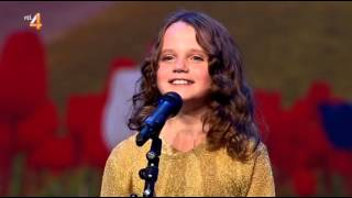 Holland's Got Talent- Amira Willighagen- O Mio Babbino