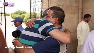 وسط أجواء خيم عليها الحزن: هكذا تم تشييع جنازة الودادي الراحل محمد الخالدي الملقب بـ ياشين   |   خارج البلاطو