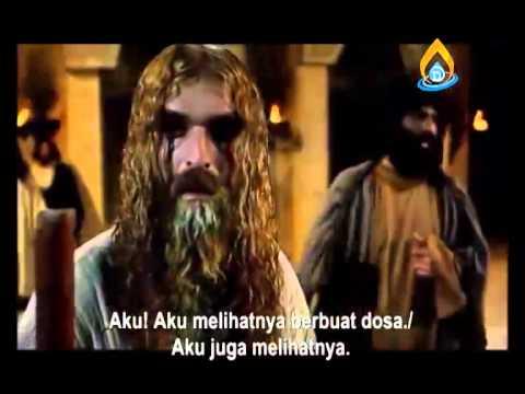 Film nabi Isa AS FULL versi Islam  berdasarkan al - quran dan injil barnabas