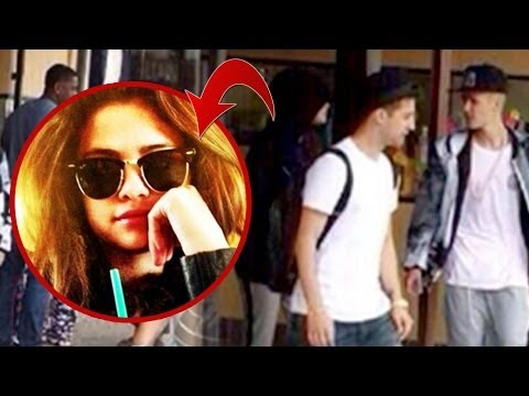 Selena Gomez & Justin Bieber REUNITE in Texas!