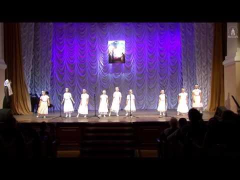 Рождественский концерт в Астраханской государственной филармонии 24.01.14 г.