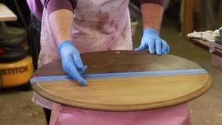 How To Strip Stain From Wood : Furniture Repair Tips